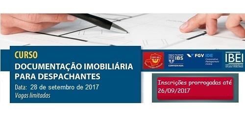 curso documentação imobiliária para despachantes sympla791 Curso De Despachante #12