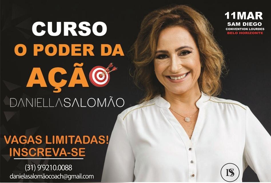 CURSO O PODER DA AÇÃO - Sympla 3b5a558a8d