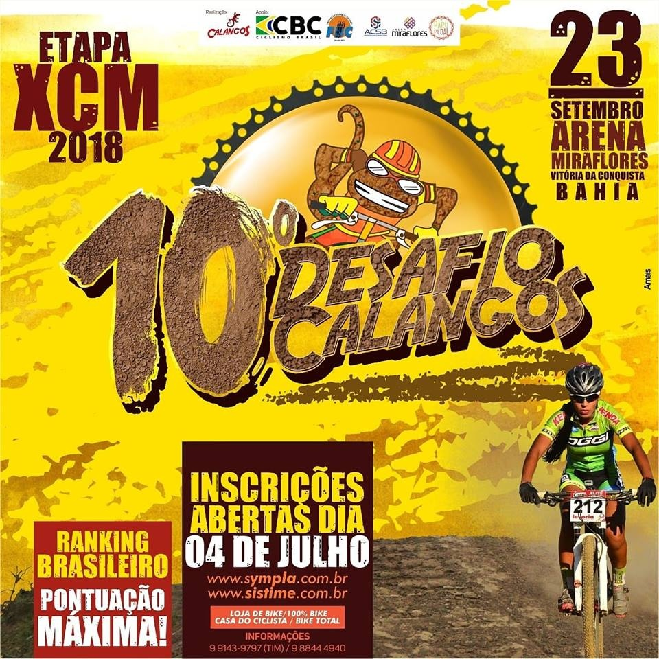 10º DESAFIO CALANGOS BIKER XCM - Sympla 7c2169f41d