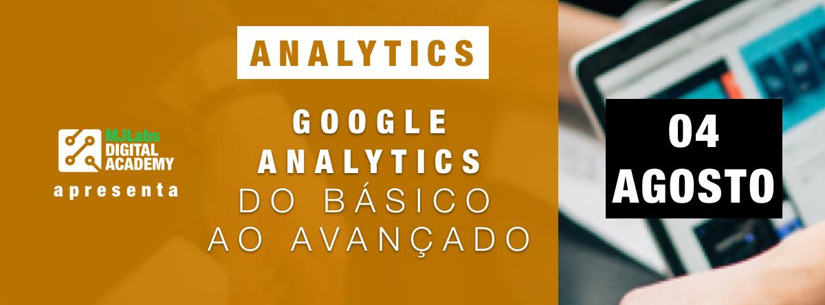 5dbabd95f4 Curso de Google Analytics - do Básico ao Avançado - 2018 - Sympla