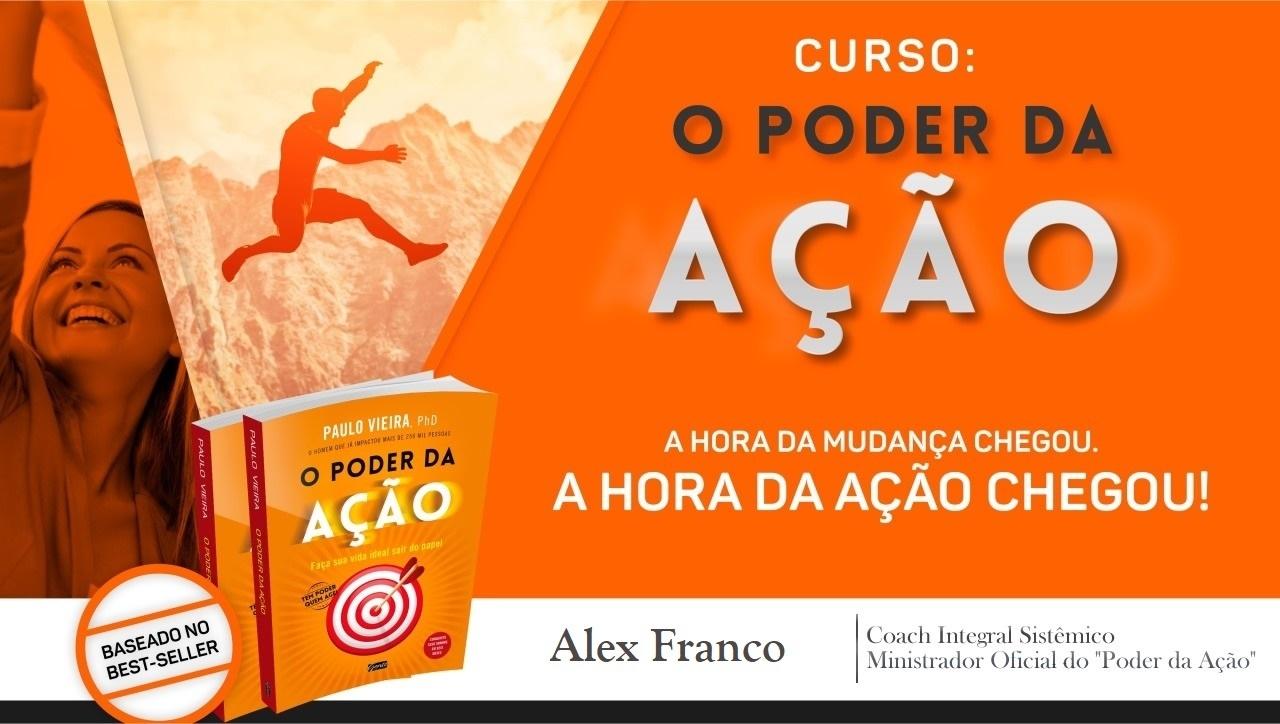 CURSO O PODER DA AÇÃO - COACHING - Sympla 4fe7d3b5c9