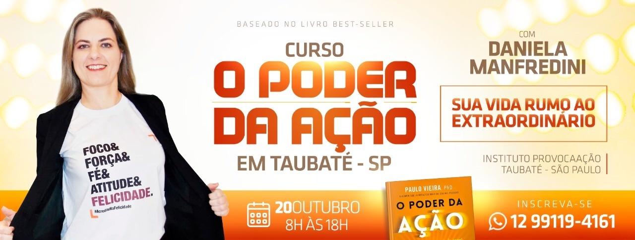 O PODER DA AÇÃO - Sympla 5ca2cc3702