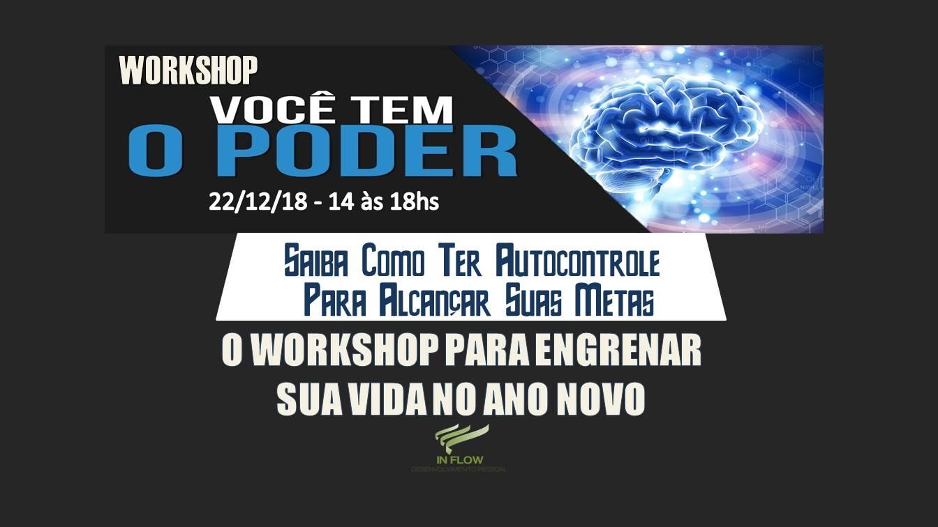 Workshop Você Tem O Poder Sympla