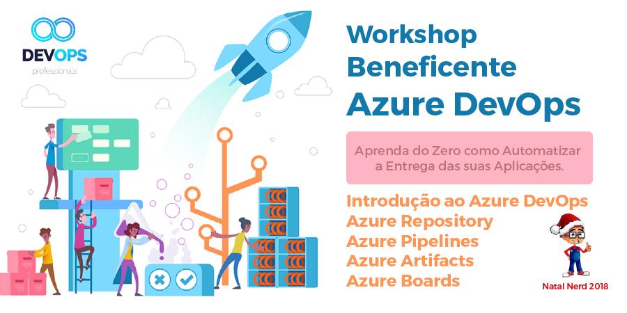 Workshop Beneficente - Azure DevOps - Sympla