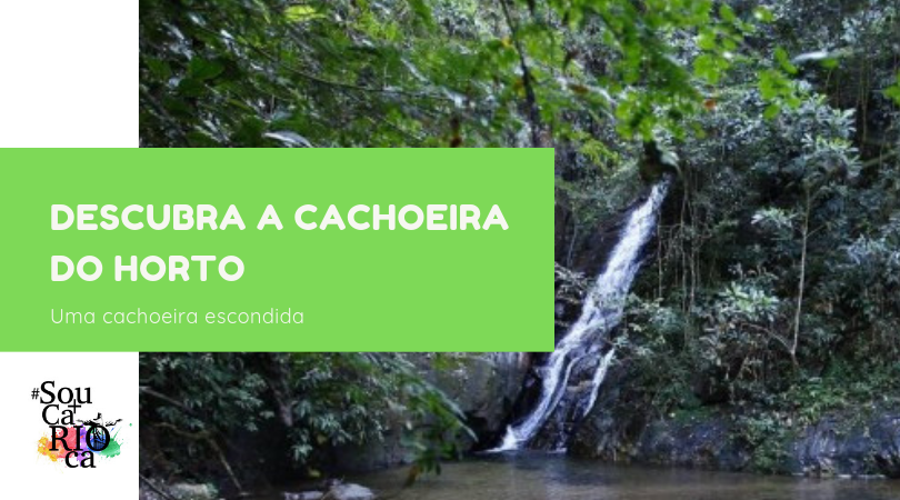 Conheça a Cachoeira do Horto_Trilha