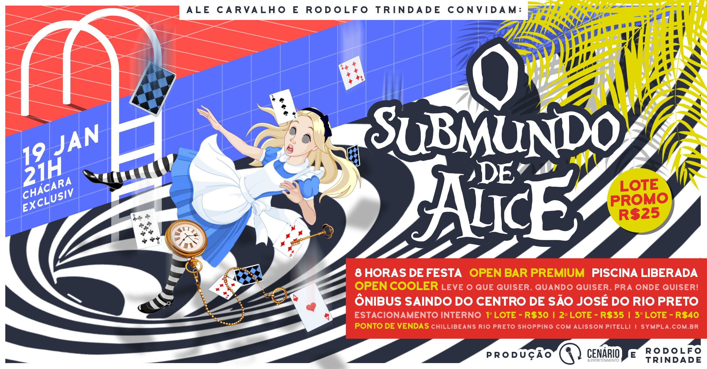 b0dd900907891 O submundo de Alice • Open Air • R 25 - Sympla