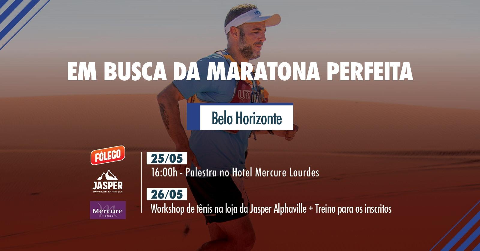 Palestra Em Busca Da Maratona Perfeita Treino Workshop