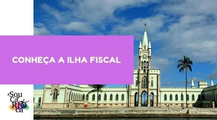 Visite a Ilha Fiscal_visita mediada