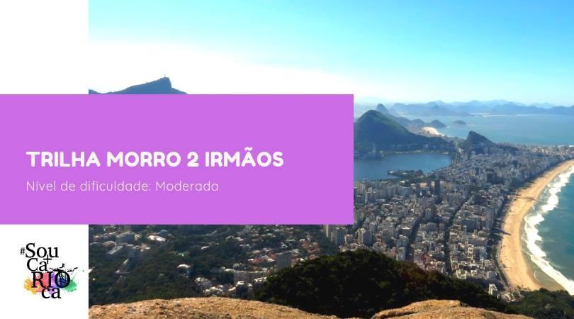 Tour Privativo_Trilha Morro Dois Irmãos + Mirante do Arvrão