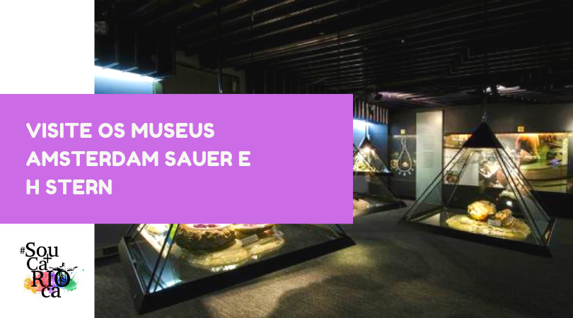 35c53606f92 Visite os museus Amsterdam Sauer e H Stern - Sympla