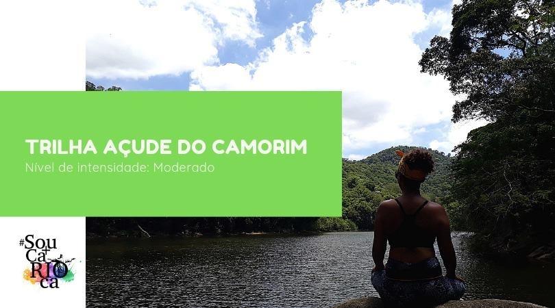 Sou + Trilha: Conheça o Açude do Camorim