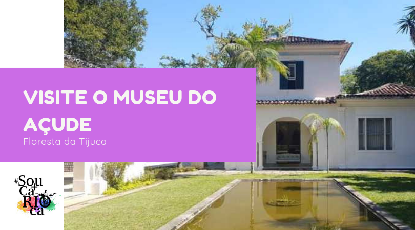 Visite o Museu do Açude