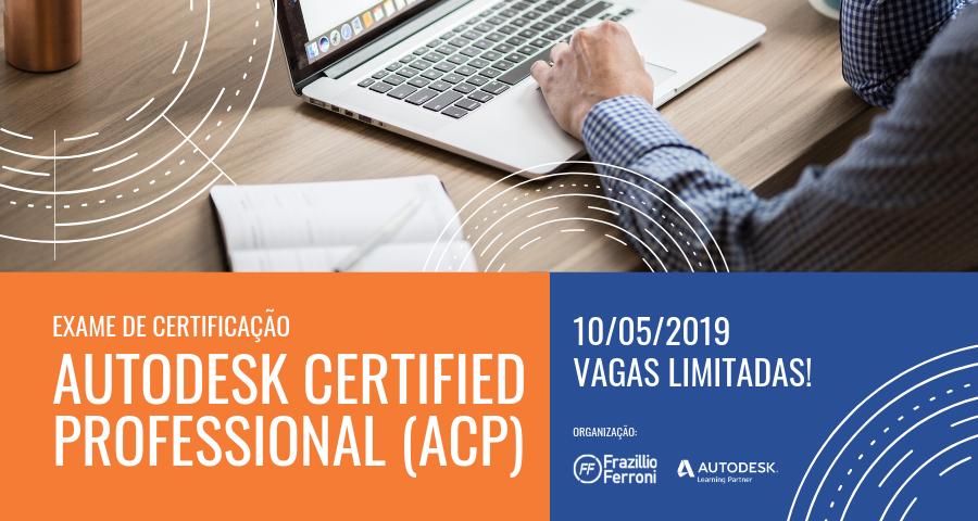 Autodesk Certified Professional (ACP)