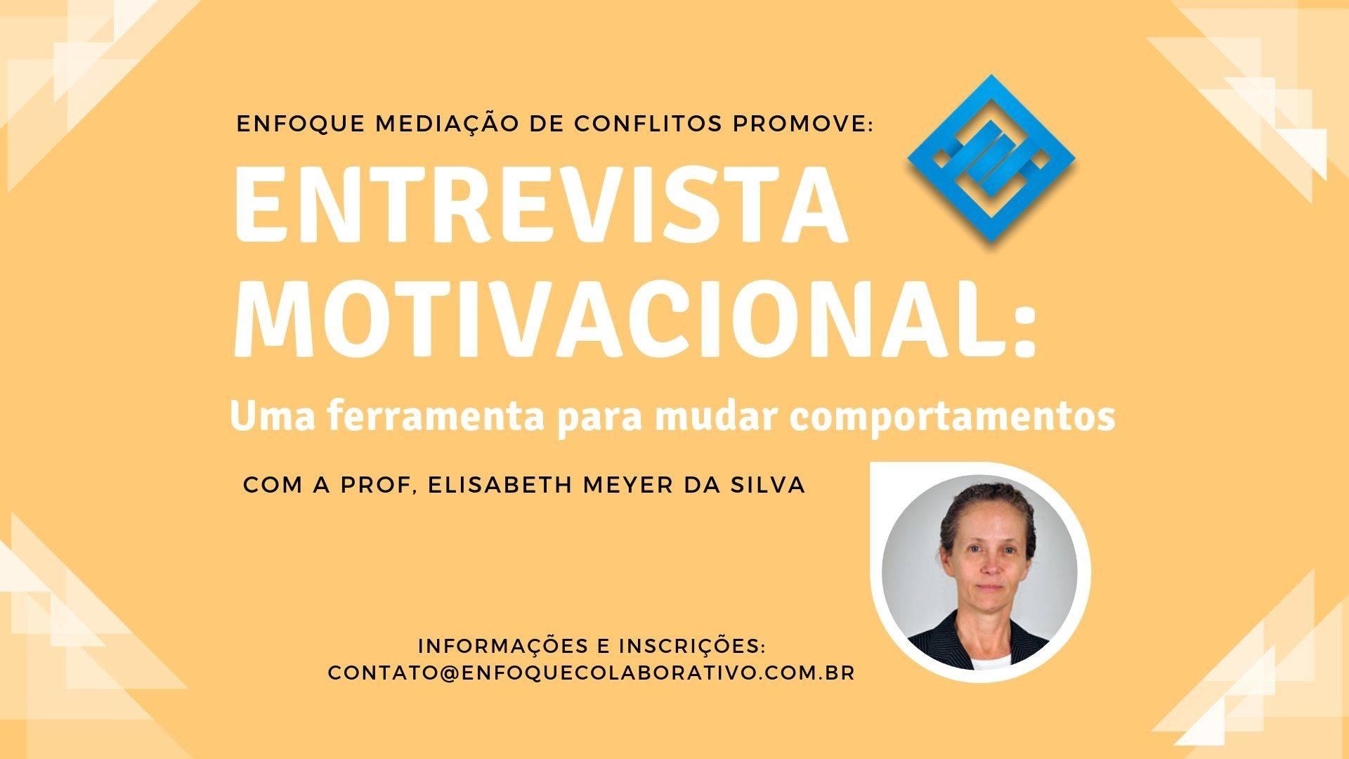 Entrevista Motivacional Ferramenta Para Mudar