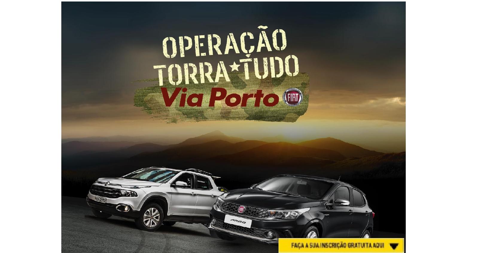 af32d0280 TORRA TUDO Via Porto | Curitiba - Sympla