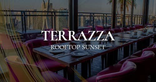 Terrazza Rooftop Sunset Sympla