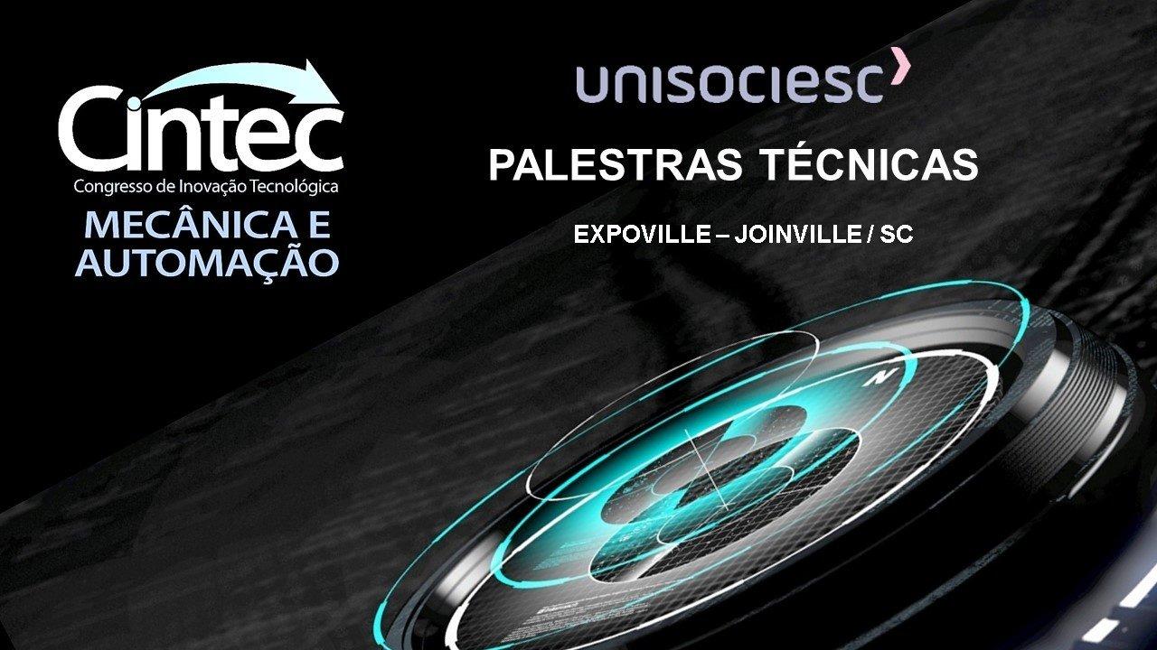 Resultado de imagem para Congresso de Inovação Tecnológica - CINTEC 2019 Mecânica e Automação