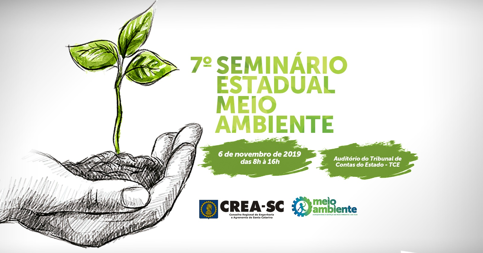 Resultado de imagem para 7º Seminário de Meio Ambiente crea