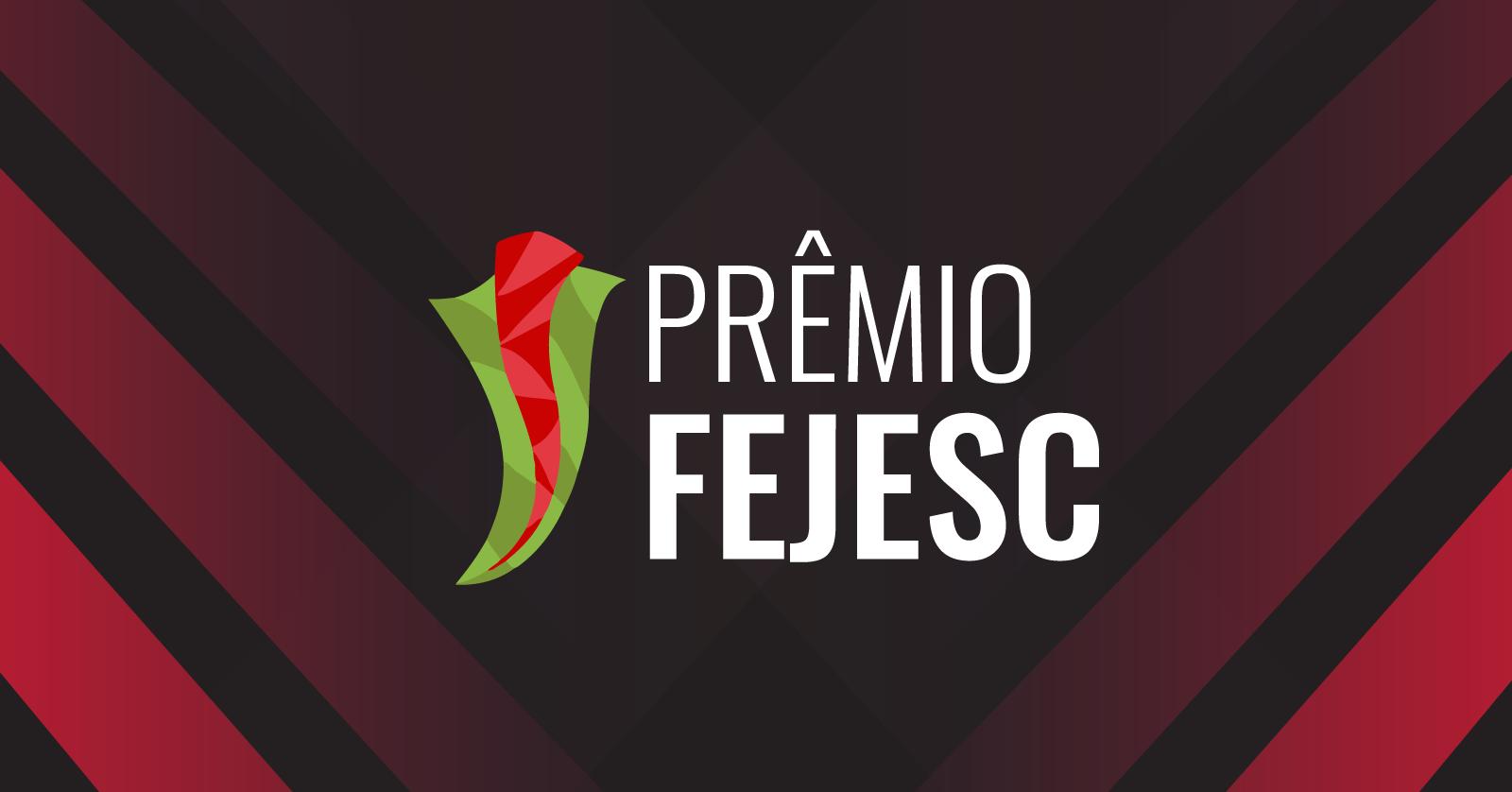"""Resultado de imagem para Prêmio FEJESC 2019"""""""