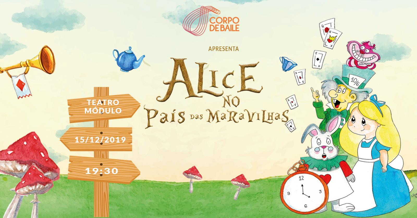 Alice Nos Pais Das Maravilhas Filme Online alice no país das maravilhas - espetáculo de dança - sympla