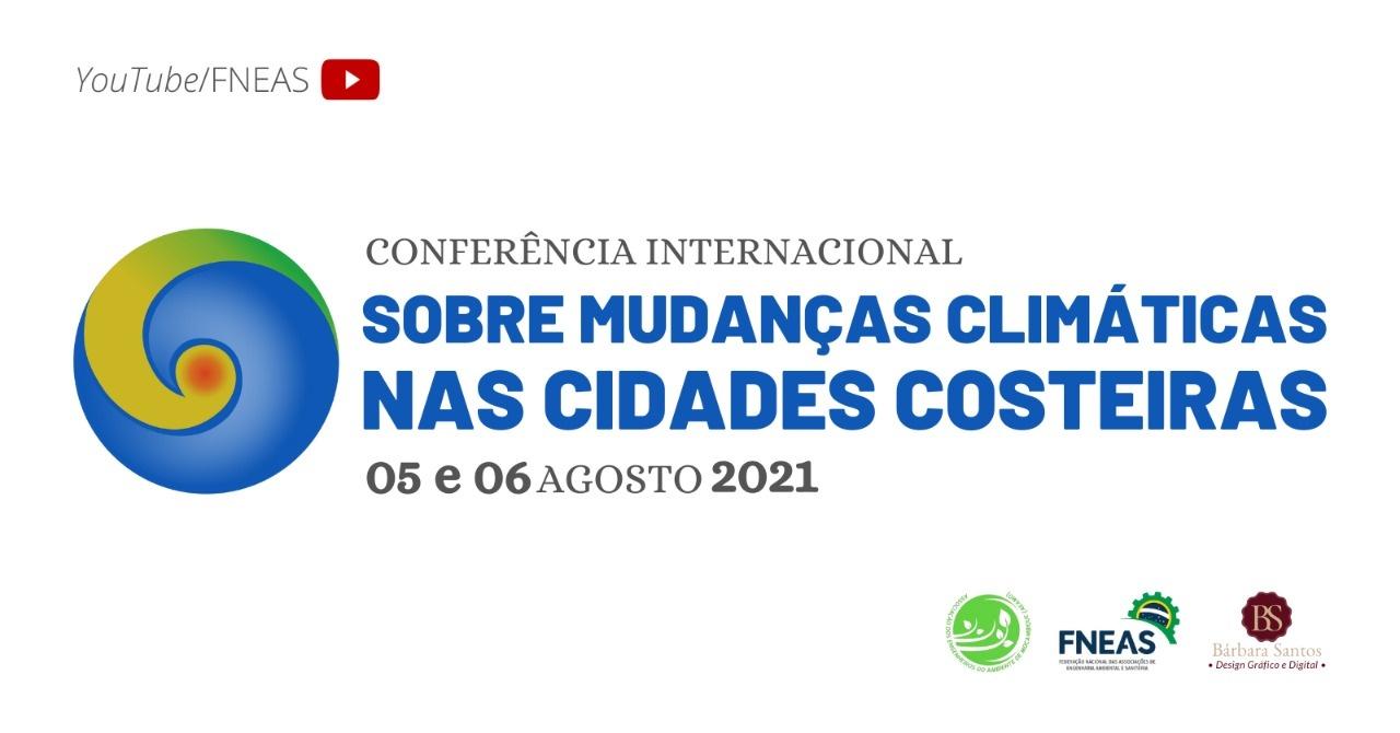 Conferência Internacional sobre Mudanças Climáticas nas Cidades Costeiras - Sympla